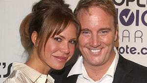 Jay Mohr and Nikki Cox Welcome Baby Boy