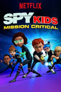 Spy Kids: Mission Critical as Therese