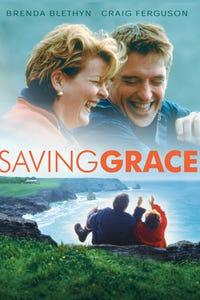 Saving Grace as Jacques