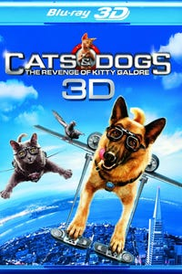Cats & Dogs: The Revenge of Kitty Galore as Cool Cat/Dog Killa/Cat Spy Analyst/Slim