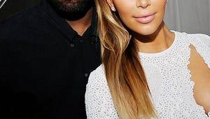 Kim Kardashian Takes Kanye West's Name … Sort of