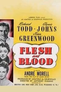Flesh and Blood as John Hannah