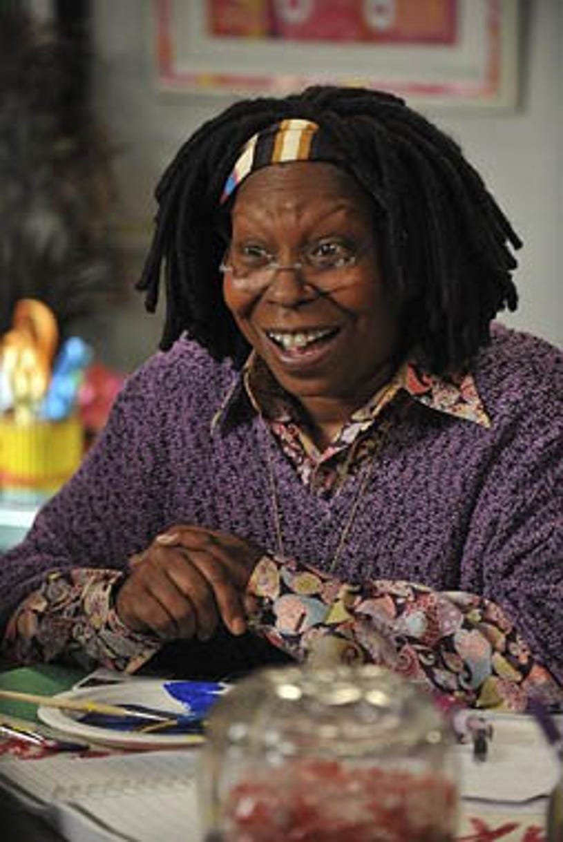 """The Middle - Season 3 - """"The Guidance Counselor"""" - Whoopi Goldberg"""