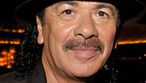 Carlos Santana Gets Married
