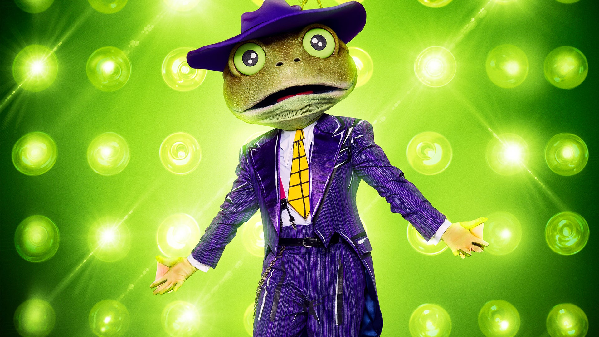 The Frog, The Masked Singer Season 3
