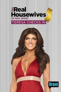 The Real Housewives of New Jersey Teresa Checks In
