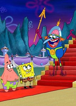 SpongeBob SquarePants - Patrick, SpongeBob, Lord Royal Highness