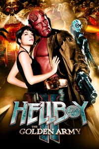 Hellboy II: The Golden Army as Dr. Tom Manning