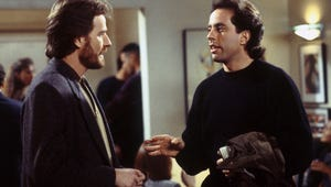 Bryan Cranston Made Jerry Seinfeld Laugh Once