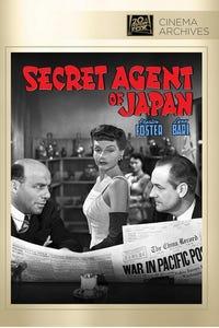 Secret Agent of Japan as Roy Bonnell