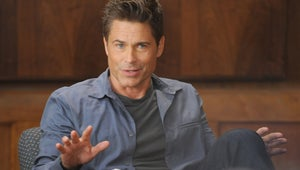 Rob Lowe Says You Haven't Seen the Last of The Grinder