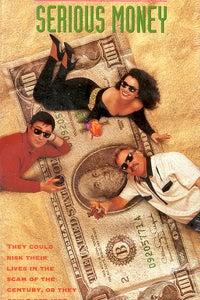 We're Talkin' Serious Money as FBI Agent