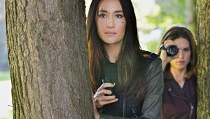 On the Set: Nikita Goes Out With a Bang