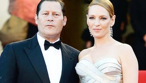 Uma Thurman and Arpad Busson Call Off Engagement Again
