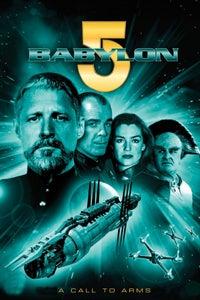 Babylon 5: A Call to Arms as Elizabeth Lochley