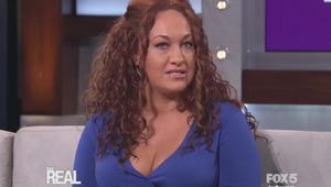 Watch Rachel Dolezal's Incredibly Uncomfortable Interview on The Real