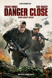 Danger Close as Sergeant Bob Buick
