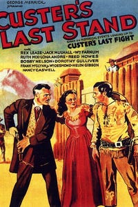 Custer's Last Stand as Kit Cardigan