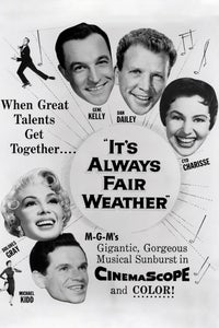 It's Always Fair Weather as Costume Company Manager