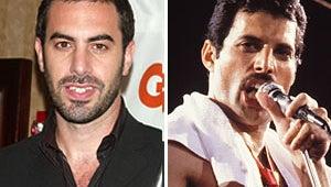 Sacha Baron Cohen Will Rock You as Freddie Mercury in Queen Film