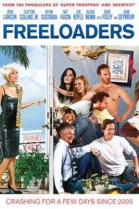 Freeloaders as Carolyn Roberts