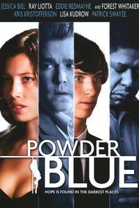 Powder Blue as Qwerty Doolittle