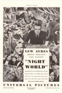 Night World as Ed Powell
