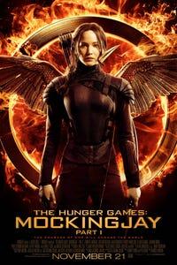 The Hunger Games: Mockingjay, Part 1 as Katniss Everdeen
