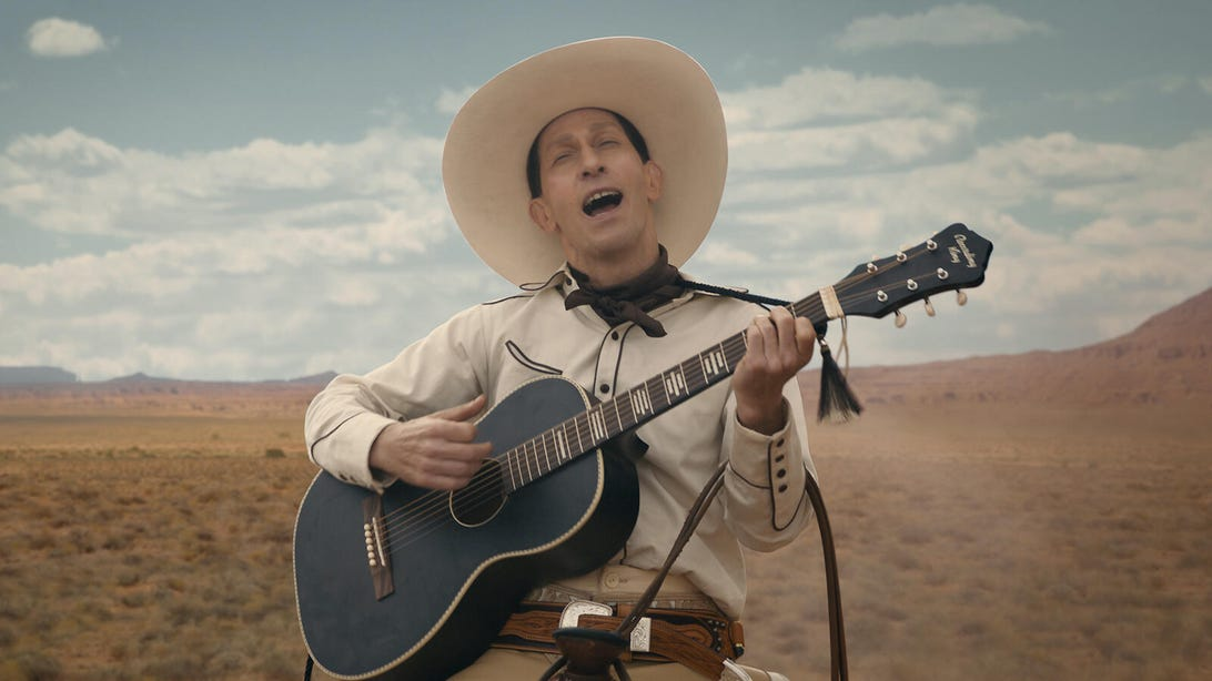 Tim Blake Nelson, The Ballad of Buster Scruggs