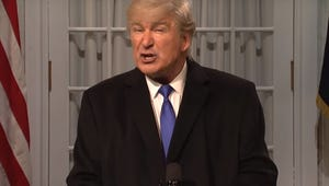 Donald Trump Calls Saturday Night Live a 'Total Republican Hit Job' After National Emergency Sketch