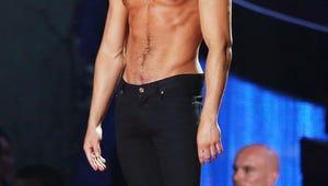 VIDEO: Watch Rita Ora Rip Off Zac Efron's Shirt During MTV Movie Awards