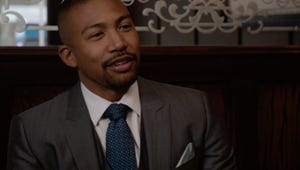 Younger Exclusive: The Originals' Charles Michael Davis Has a Charming Proposal for Kelsey