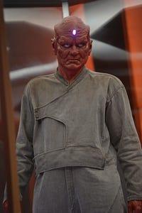 Charles Halford as Boris Sokolov