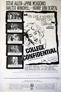 College Confidential as Ted Blake