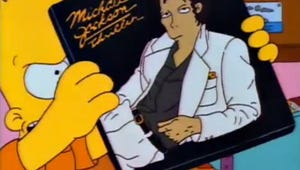 The Simpsons Michael Jackson Episode Pulled After Leaving Neverland