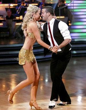 Dancing With The Stars - Season 12 - Chelsea Kane and Mark Ballas
