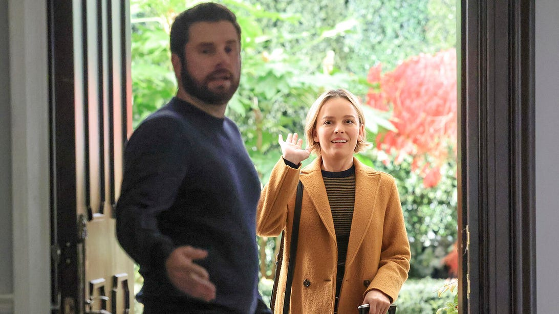 James Roday Rodriguez and Allison Miller, A Million Little Things