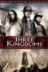 Three Kingdoms: Resurrection of the Dragon as Cao Ying
