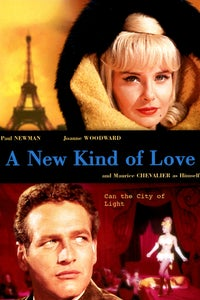 A New Kind of Love as (uncredited)
