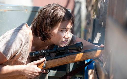 "The Walking Dead - Season 3 - ""I Ain't a Judas"" - Lauren Cohan"
