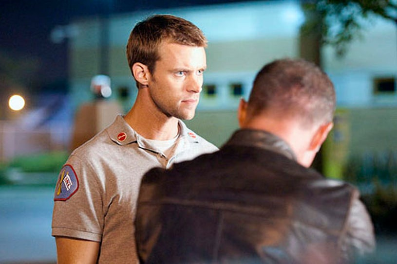 """Chicago Fire - Season 1 - """"One Minute"""" - Jesse Spencer"""