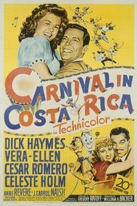 Carnival in Costa Rica as Celeste