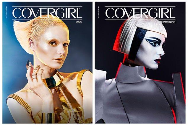 CoverGirl/Allure
