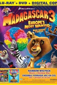 Madagascar 3: Europe's Most Wanted as Captain Chantal Dubois