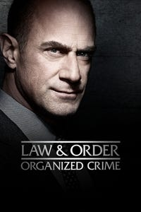 Law & Order: Organized Crime as Elliot Stabler
