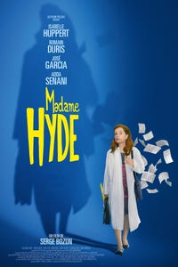 Mrs. Hyde as Madame Géquill