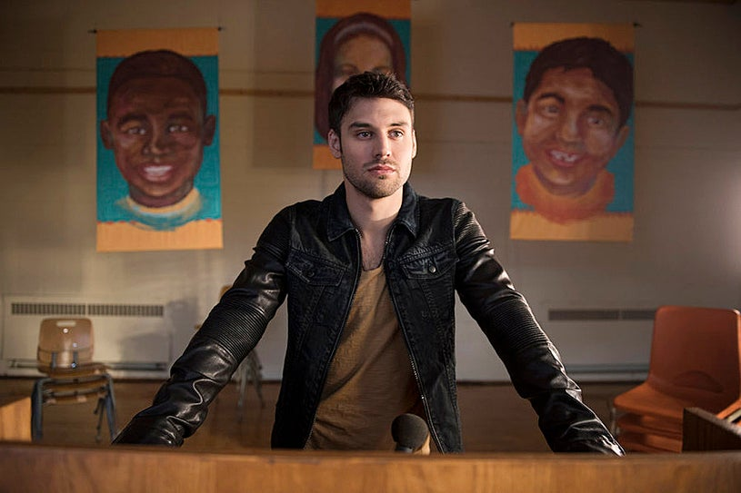 Heroes Reborn - Season 1 - Pilot - Ryan Guzman