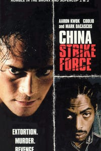 China Strike Force as Coolio