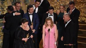 2016 Oscars: Spotlight Wins Best Picture