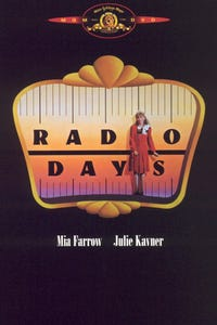 Radio Days as `Silver Dollar' MC